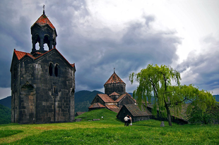 Haghpat és Sanahin kolostorai (Örményország)