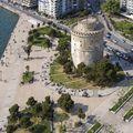 Kiugrottam Thesszalonikibe egy délutáni városnézésre