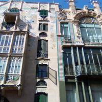 Pálmafák és szecesszió - városnézés Mallorca fővárosában (2. rész)
