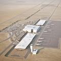 Eilat új repülőtere - a Ramon Airport