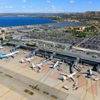 A levendulamezők repülőtere - a Marseilles Provance Airport