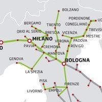 Repülő + busz - Észak-olaszországi városlátogatások pár ezer forintért