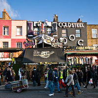 A londoni Camden Town
