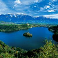 Bled, Szlovénia alpesi gyöngyszeme
