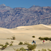 A Halál Völgye - Death Valley Nemzeti Park