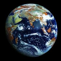 Ünnepeld a Föld napját szupernagy felbontásban
