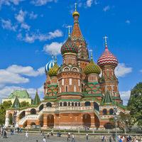 Moszkva time-lapse videó