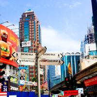 Malajziában jártunk - Kuala Lumpur