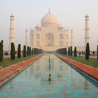 Taj Mahal - egy legendás szerelem emlékműve