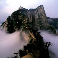 Huashan szédítő ösvénye