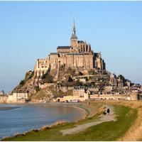 Mont-Saint-Michel - az óceán piramisa