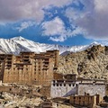 Elhagyatott helyek: Leh palota