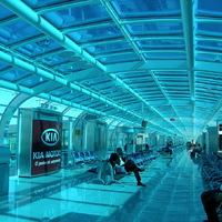 Rió de Janeiro nevezetességei egy repülőgépből - felszállás a riói Santos Dumon repülőtérről