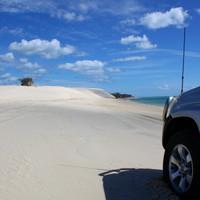 Fraser sziget - A világ legnagyobb homokozója I.