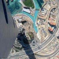 Ücsörgés a világ tetején (Burj Khalifa)!