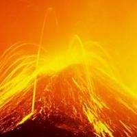 Fantasztikus felvételek az Etna kitöréséről