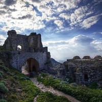 A Szentföld legnagyobb keresztes lovagvára