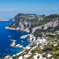 Capri - a világ egyik legszebb szigete