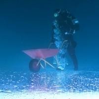 Horgászat a jég alatt