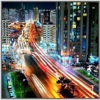 Abu Dhabi time-lapse videó