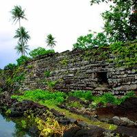 Mikronézia Velencéje Nan Madol