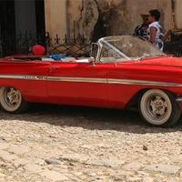 Kuba, az oldtimerek hazája