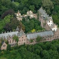Elhagyatott helyek: Mesen kastélya