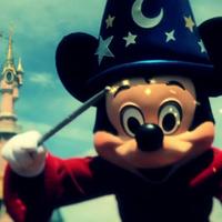 A párizsi Disneyland