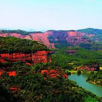 Kína rózsaszín felhői