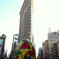 New Yorkban így várják a húsvétot!