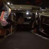 A poggyász útja a chek-in pulttól a kézhez vételig (videó)