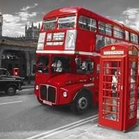 London hétköznapjai buszból