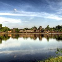 Angkor - mérnöki csoda a dzsungelben