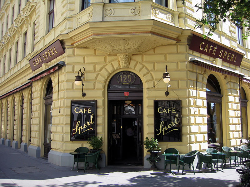 Cafe Sperl, Bécs, Ausztria.JPG