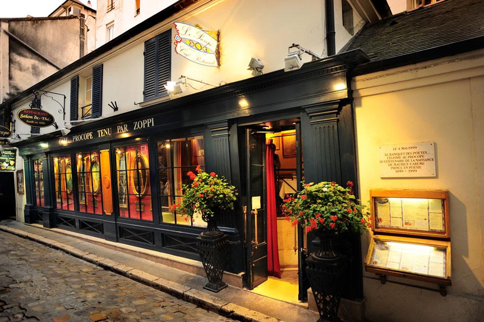Le Procope,Párizs, Franciaország.jpg