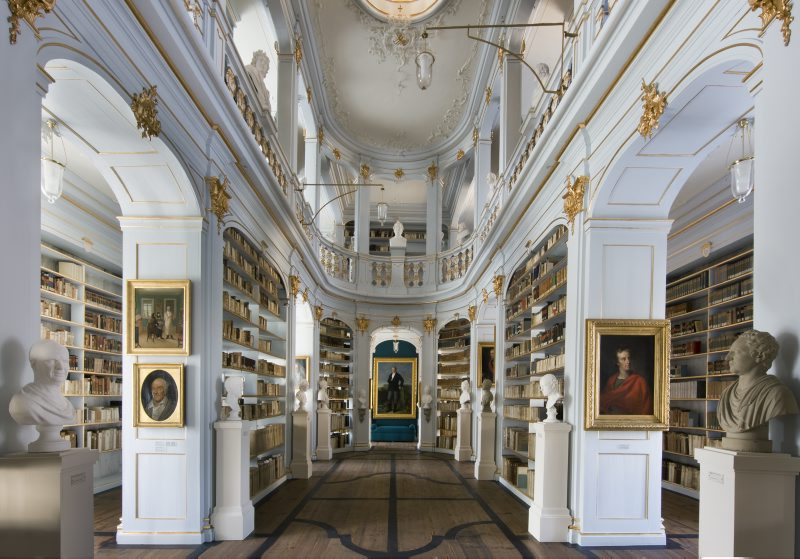 Herzogin Anna Amalia Bibliothek Weimar II, Germany.jpg
