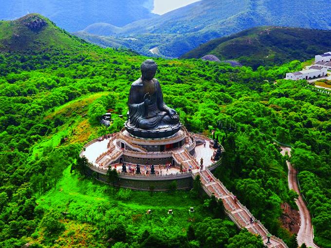 Tian Tan Buddha,Lantau-sziget,Hongkong,Kína.jpg