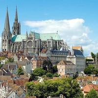 Kalandozások a Loire-tól északra - Chartres és környéke