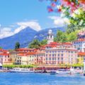 Bellagio - a Comói-tó gyöngyszeme