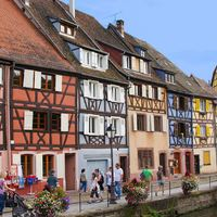 """Mulhouse - """"a francia Manchester"""""""