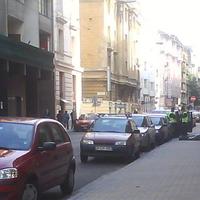 Biciklis halál a Hollán Ernő utcában