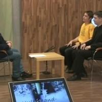 Kürnyek Róbert atya és a Rád Találtam a Zalaegerszeg TV-ben
