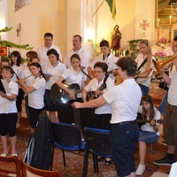 Egyházi kórusok találkoztak Marcaliban