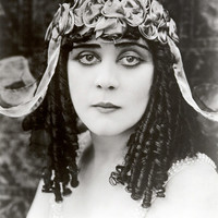 Theda Bara - az eredeti Hollywood Vamp