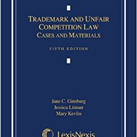 Trademark And Unfair Competition Law: Cases And Materials Ebook Rar