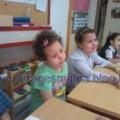 Virág és Málna osztálytársak lettek....