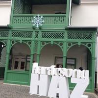 Karácsonyház Gödöllőn!