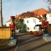 Téli mesevilág,avagy a Karácsonyház