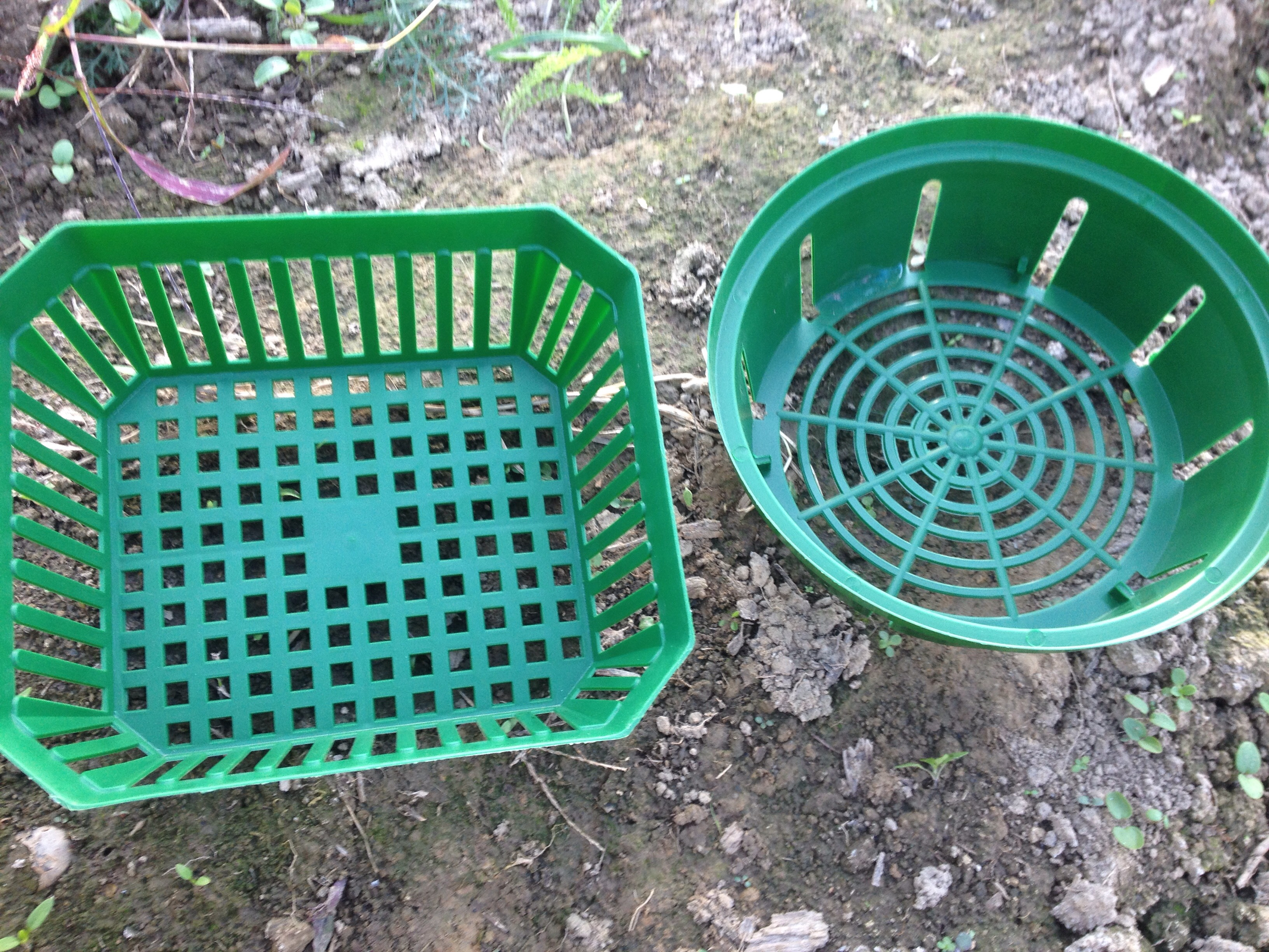 Boltokban kapható ültetőkosarak