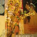 Virág a pulton